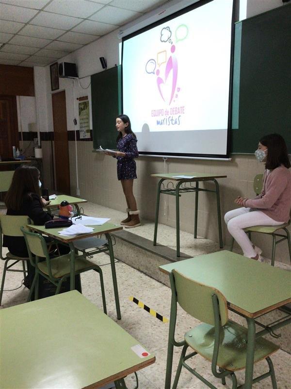 júnior-debate-oratoria-club-maristas-málaga